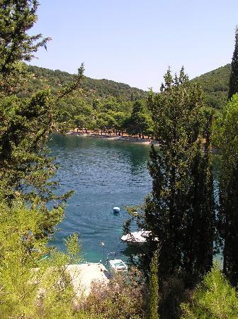 Omirikon Hotel: Skinos Beach