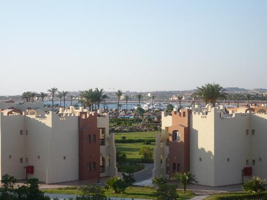 SUNRISE Select Royal Makadi Resort: Our sea view