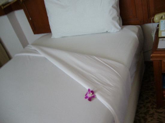 โรงแรม บางกอกเซ็นเตอร์: お花