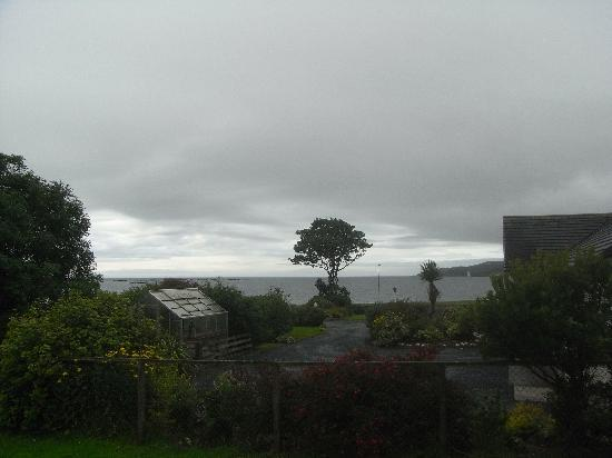 Tigh Cargaman Holiday Cottages: View from Double Bedroom Window