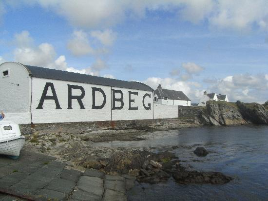Tigh Cargaman Holiday Cottages: Ardbeg