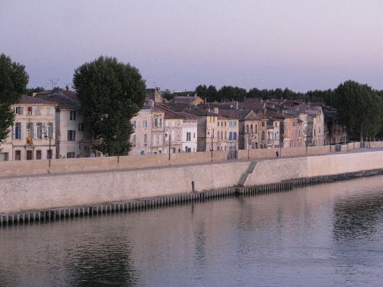 Hotel Porte de Camargue: Rhone