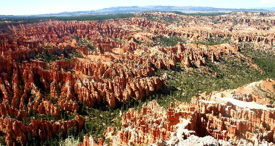Inspiration Point: Bryce Canyon