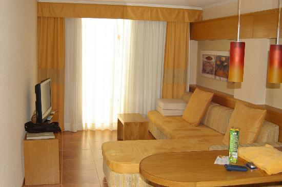 Iberostar Suites Hotel Jardín del Sol: siting room