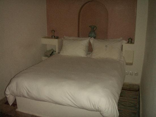 Riad Palmier: la chambre