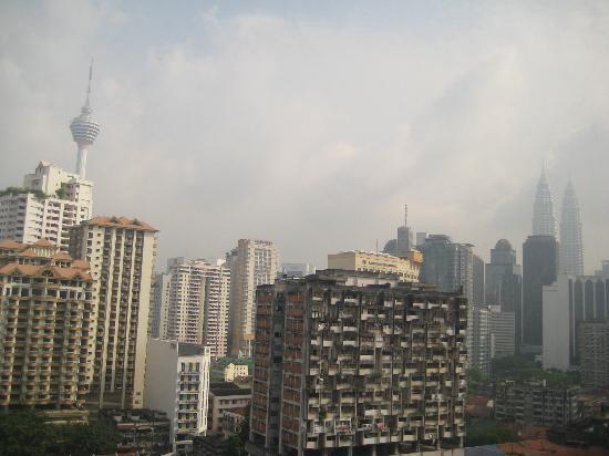 โรงแรมเดอะรอแยล บินตัง: Good view