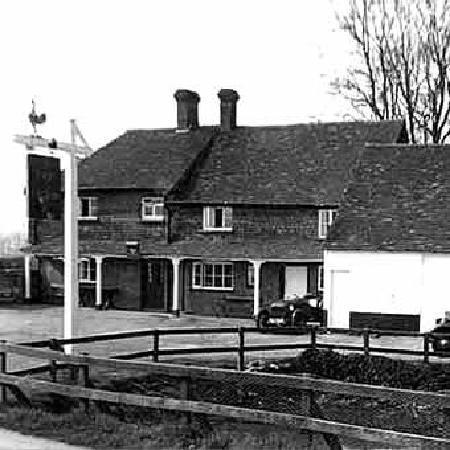 The Anchor Inn: Inn in the 50s
