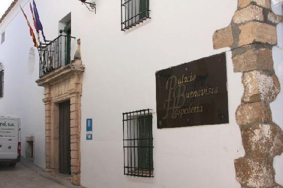 Belmonte, Spain: Entrance