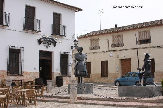 Palacio Buenavista Hospederia: El Toboso