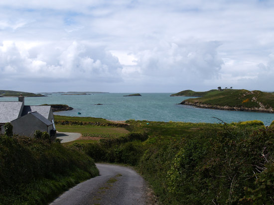 On Hare Island peninsula, Skibbereen