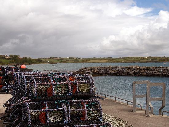 Heir Island: On Hare Island peninsula, Skibbereen