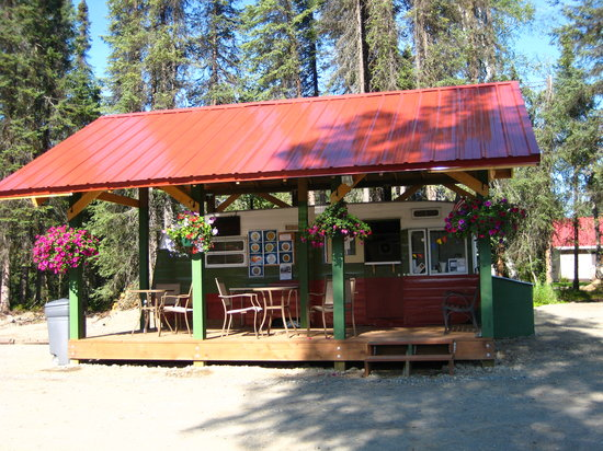 Payo's Thai Kitchen and Cabins: My style of Place
