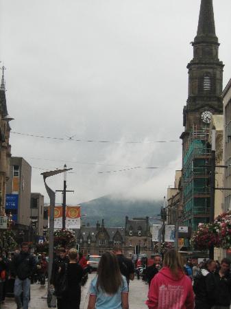 An Grianan: High Street, Inverness