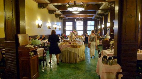 โรงแรมเบตโตคา แอตลานติโก: Breakfast buffet