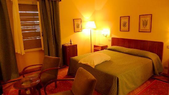 โรงแรมเบตโตคา แอตลานติโก: Bedroom