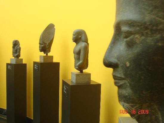 พิพิธภัณฑ์นี คาลส์เบิร์ก กริปโตเทค: Egyptian gallery