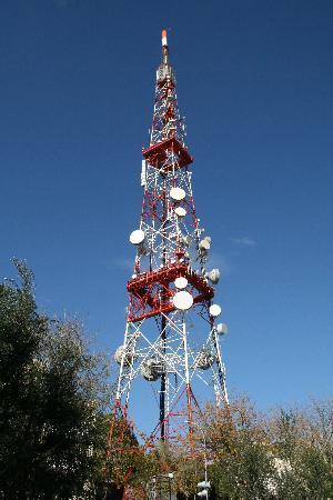 โรงแรมโรมคาวาเลียริวัลดอร์ฟแอสโทเรียแอนด์รีสอร์ท: The antenna