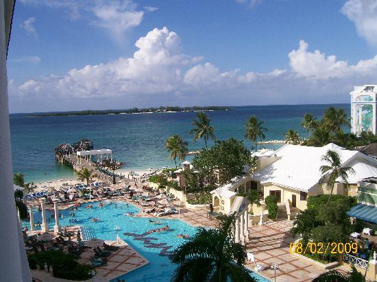Sandals Royal Bahamian Spa Resort & Offshore Island: Amazaing view