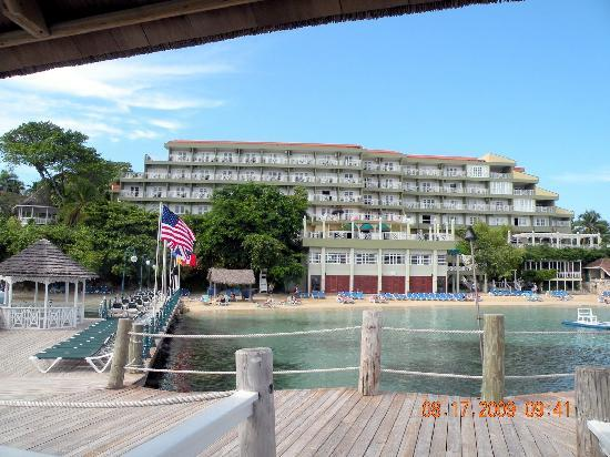 Sandals Ochi Beach Resort: The Boardwalk at Sandals Ocho Rios