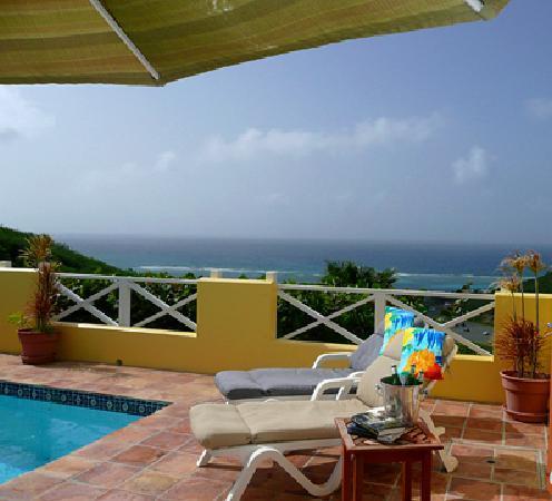 Villa Madeleine Resort Condominium: View