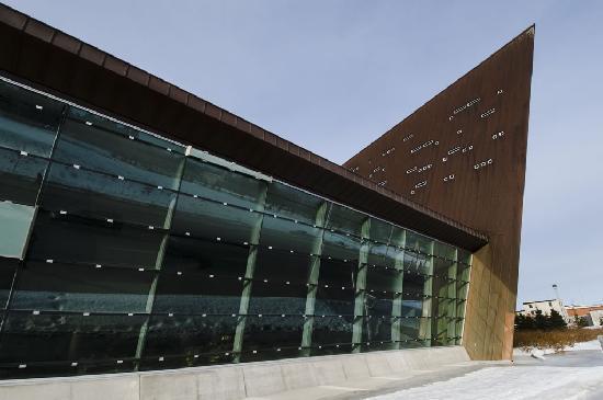 ออตตาวา, แคนาดา: Museo de la Guerra