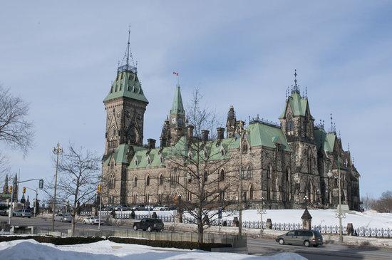 Ottawa, Canadá: Parlamento