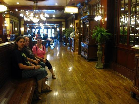 Main Street Station Hotel & Casino: Vestibulo