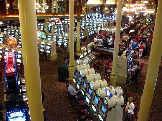 Main Street Station Hotel & Casino: Casino del hotel