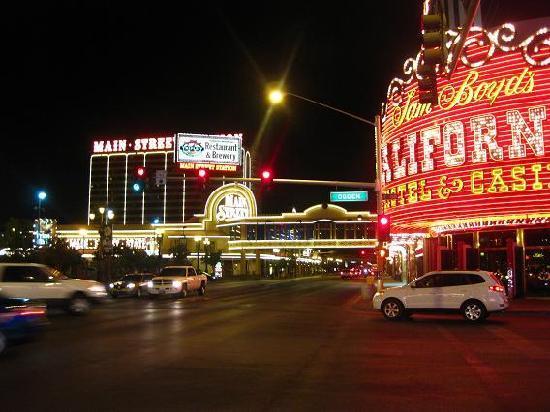Main Street Station Hotel & Casino: Vista exterior