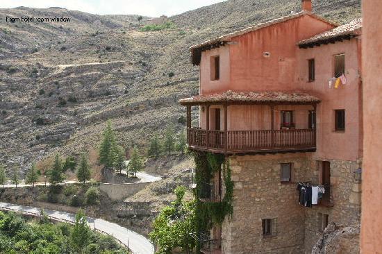 Hotel La Casa del Tio Americano: View from room