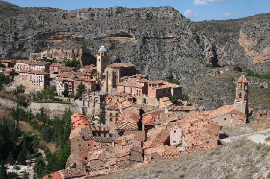 Hotel La Casa del Tio Americano: Albarracin