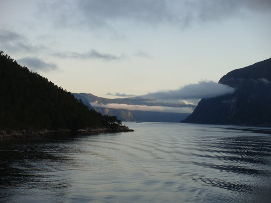 Fjords occidentaux, Norvège : Storfjord