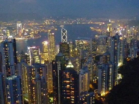 ฮ่องกง, จีน: 夜景