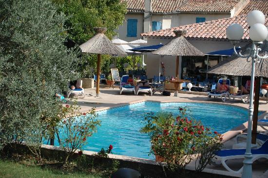 Hotel Spa Les Alpes: piscine