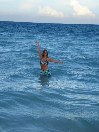 The Royal Playa del Carmen: GULF OF MEXICO!!!!