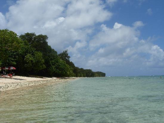 Cocos Island, Marianen: ココスアイランドリゾート1