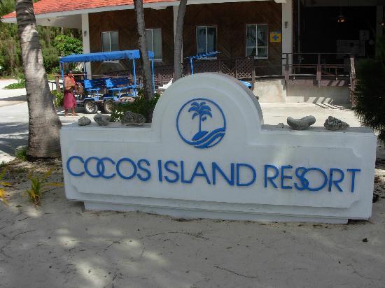 Cocos Island, หมู่เกาะมาเรียนา: ココスアイランドリゾート2