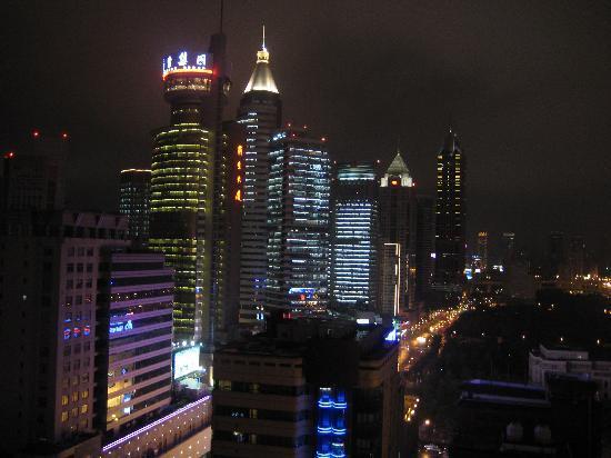 นิวฮาร์เบอร์ เซอร์วิส อพาร์ทเมนท์: vue depuis la chambre (24 ieme etages)