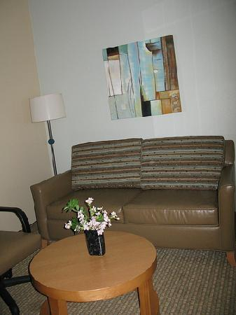 Holiday Inn Express Hotel & Suites: Very cozy inside