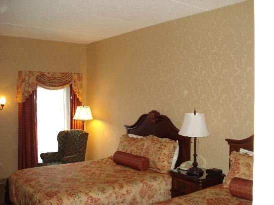 Fulton Steamboat Inn: great value