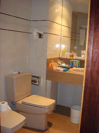Hotel Estela Barcelona - Hotel del Arte: baño