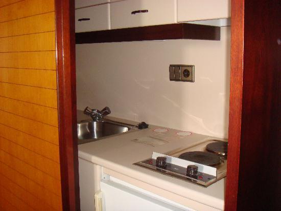 Hotel Estela Barcelona - Hotel del Arte: mini cocina