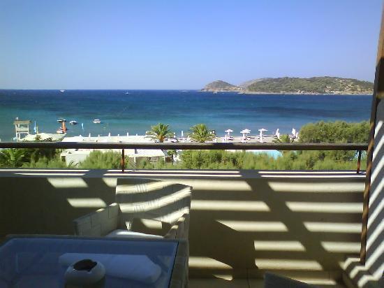 Plaza Resort Hotel: Vue chambre