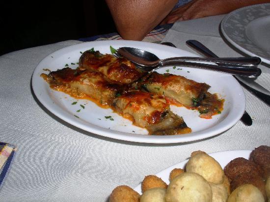 Hotel Masseria Bandino: Pesce spada