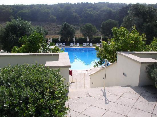 Hotel Masseria Bandino: Vista dalle camere