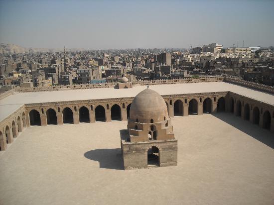 Mosque of Ibn Tulun: primera planta