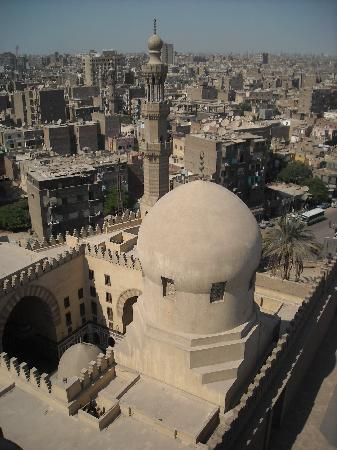 Mosque of Ibn Tulun: segunda planta