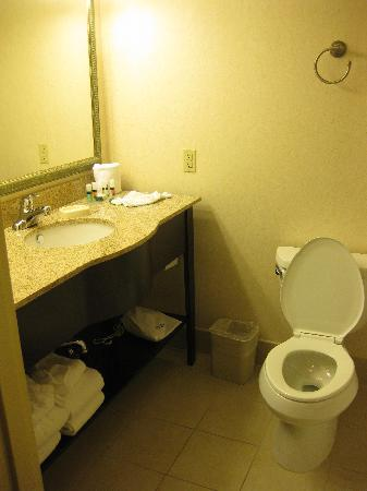 Country Inn & Suites by Radisson, Cool Springs, TN: bathroom
