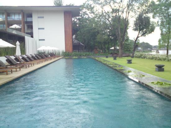 อนันตรา เชียงใหม่ รีสอร์ท แอนด์ สปา: pool