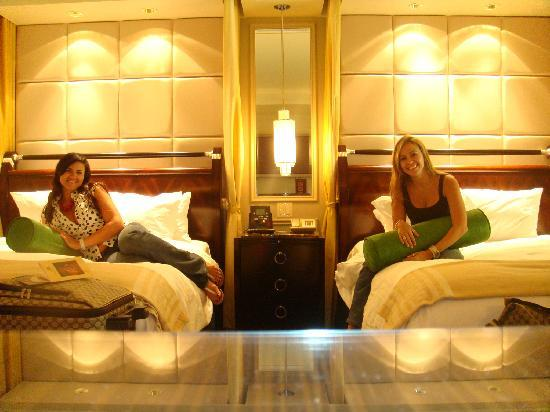 โรงแรมเวเนเชียน รีสอร์ท คาสิโน: Perfeito!!!